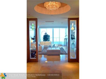 1 N Ft Laud Beach Blvd  Fort Lauderdale, FL MLS# F1207388