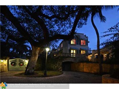 1516 PONCE DE LEON DR , Fort Lauderdale, FL