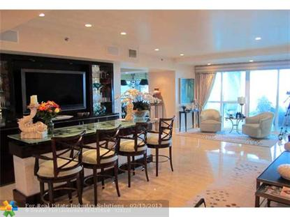 101 S FT LAUD BEACH BLVD  Fort Lauderdale, FL MLS# F1225285