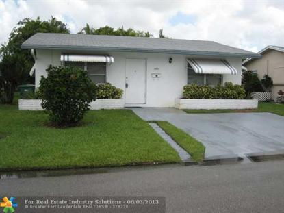 4921 NW 52ND CT , Tamarac, FL