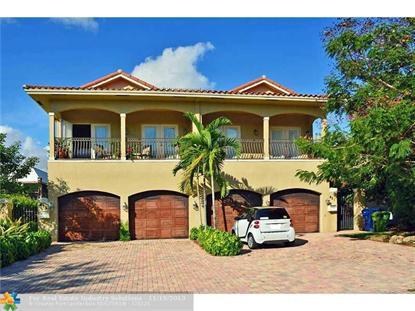 421 NE 23rd St  Wilton Manors, FL MLS# F1262311