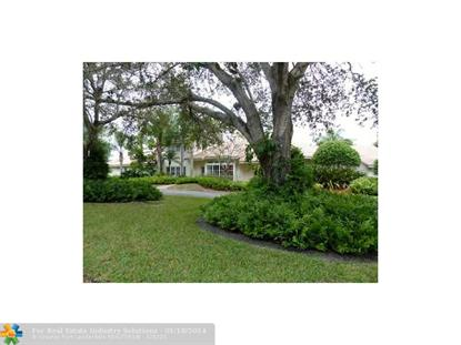 9511 NW 42ND CT  Coral Springs, FL MLS# F1263317
