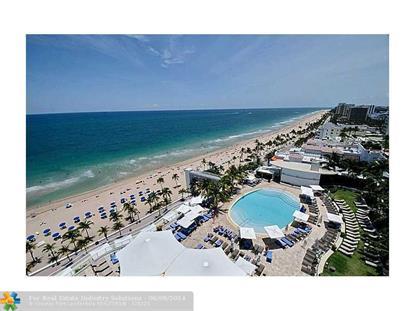 1 N FT LAUDERDALE BCH BL  Fort Lauderdale, FL MLS# F1274132