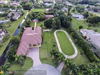 11500 NW 6TH PL  Plantation, FL MLS# F1274523