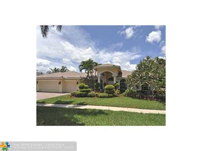 10996 BLACKHAWK ST  Plantation, FL MLS# F1278303