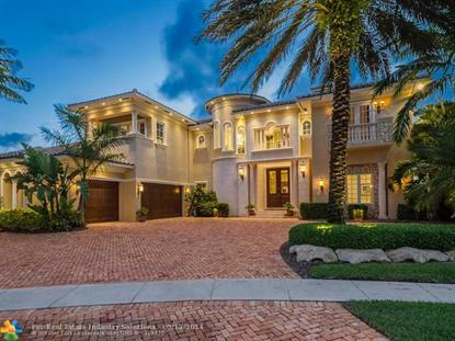 399 FAN PALM WAY  Plantation, FL MLS# F1278359