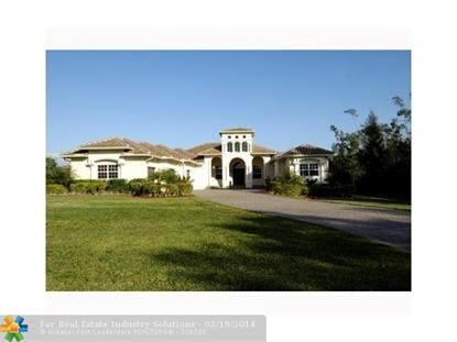 1400 NW 116TH AV  Plantation, FL MLS# F1281860