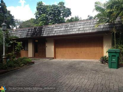 11601 SW 3RD ST  Plantation, FL MLS# F1288348
