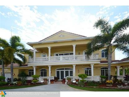 1650 NW 118TH AVE  Plantation, FL MLS# F1290051
