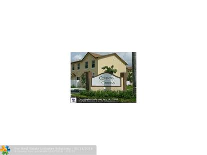 6629 Winfield Blvd  Margate, FL MLS# F1290107