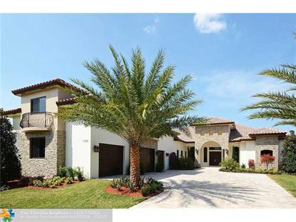 11720 SW 1 CT  Plantation, FL MLS# F1291947