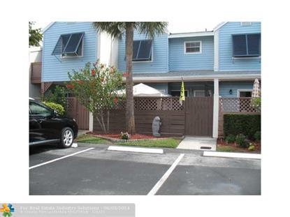 4961 N HEMINGWAY CR  Margate, FL MLS# F1292674