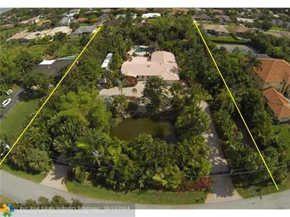 11621 NW 21ST CT  Plantation, FL MLS# F1294294