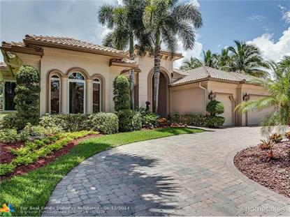 10752 HAWKS VISTA ST  Plantation, FL MLS# F1294417
