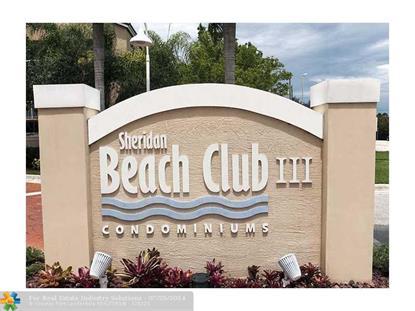 529 E Sheridan St  Dania, FL MLS# F1294612
