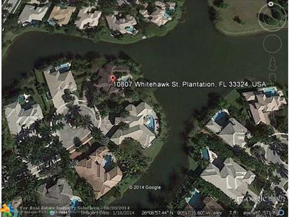 10807 WHITEHAWK ST  Plantation, FL MLS# F1295330