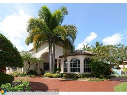 10950 REDHAWK ST  Plantation, FL MLS# F1295932