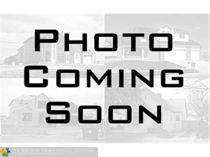 560 COCONUT PALM TER  Plantation, FL MLS# F1296996