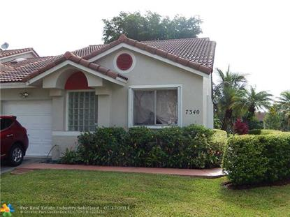 7340 S Pinewalk Dr S  Margate, FL MLS# F1299267