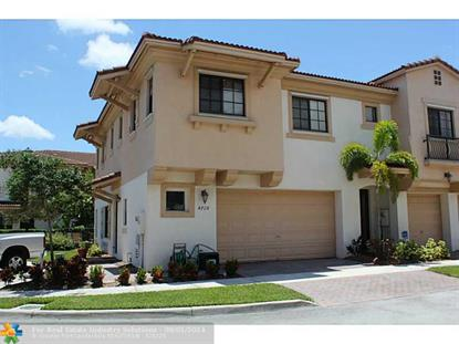 4710 N Grand Cypress Cir N  Coconut Creek, FL MLS# F1300242