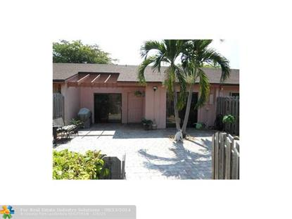 5005 E LAKES DR  Deerfield Beach, FL MLS# F1300617