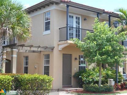 6941 Julia Gardens Dr  Coconut Creek, FL MLS# F1301036