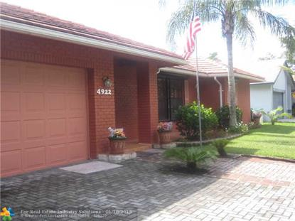 4922 NW 49TH AVE  Coconut Creek, FL MLS# F1301722