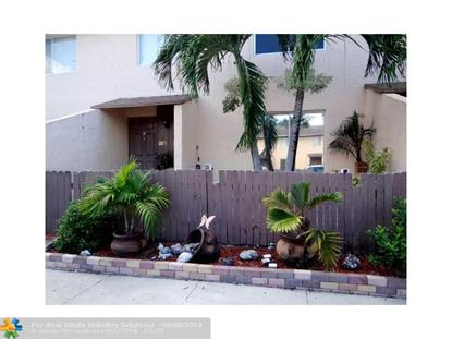 1749 NW 80th Ave  Margate, FL MLS# F1302417