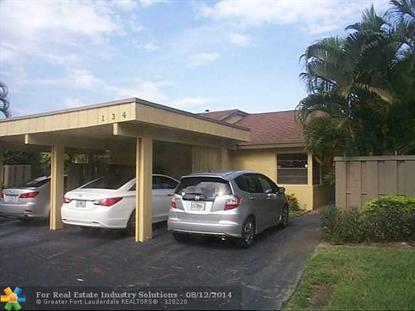 134 Woodlands Ln  Deerfield Beach, FL MLS# F1302840