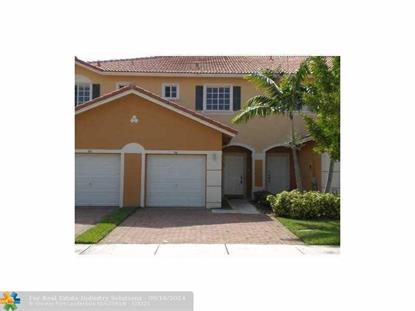 Address not provided Margate, FL MLS# F1303660