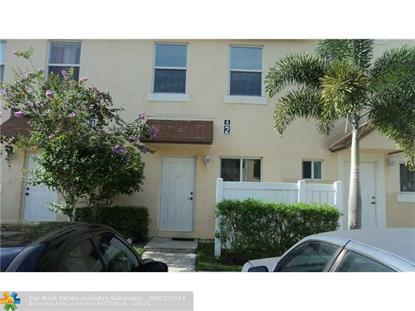 6631 Winfield Blvd  Margate, FL MLS# F1304388