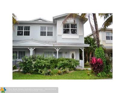 400 NE 21st Ct  Wilton Manors, FL MLS# F1304727