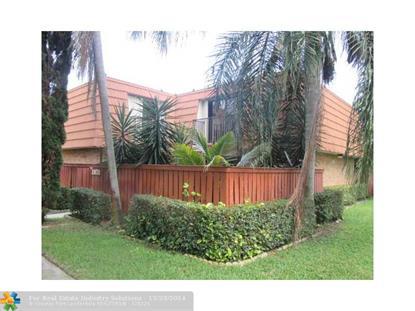 2871 WATERFORD DR  Deerfield Beach, FL MLS# F1305354