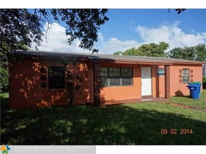 16100 NW 28TH PL  Miami Gardens, FL MLS# F1306098