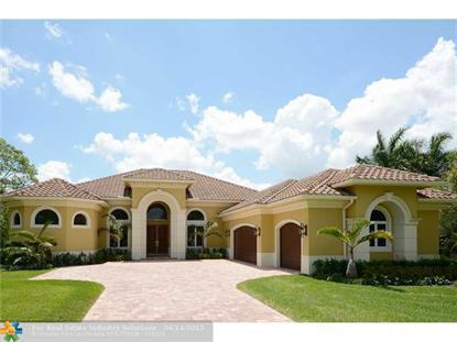 12200 NW 28TH CT  Plantation, FL MLS# F1307897