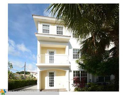 2717 NE 9th Ave  Wilton Manors, FL MLS# F1308079
