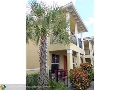 4768 ACADIAN TR  Coconut Creek, FL MLS# F1308280