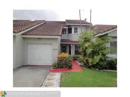 Address not provided Margate, FL MLS# F1308918