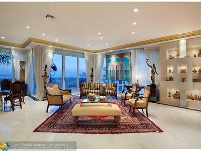 3200 N Ocean Boulevard  Fort Lauderdale, FL MLS# F1309126