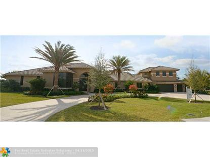 11600 SW 1ST CT  Plantation, FL MLS# F1309431