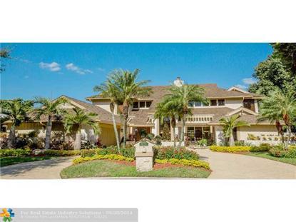 10007 VESTAL PL  Coral Springs, FL MLS# F1309791