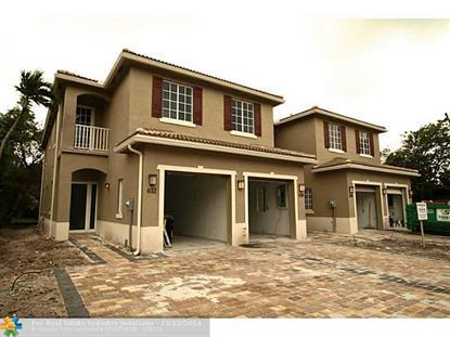 632 NE 20TH ST  Wilton Manors, FL MLS# F1312084