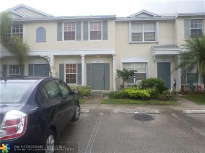 3112 SW 50th St  Dania, FL MLS# F1312421