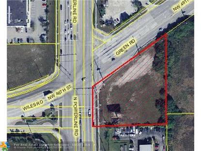 4950 N POWERLINE RD  Deerfield Beach, FL MLS# F1313234