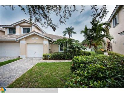 1166 SW 158th Way  Pembroke Pines, FL MLS# F1313341