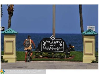 Address not provided Deerfield Beach, FL MLS# F1313815