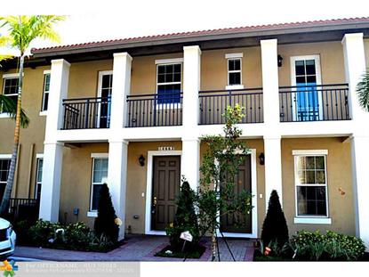 14662 SW 14 St.  Pembroke Pines, FL MLS# F1314875