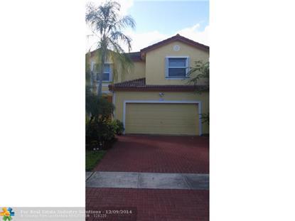 1230 NW 192ND TER  Pembroke Pines, FL MLS# F1317168