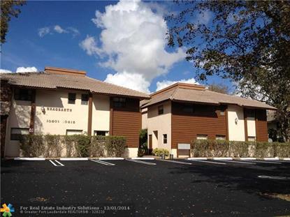 10801 ROYAL PALM BL  Coral Springs, FL MLS# F1318269