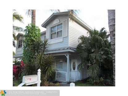 400 NE 21st Ct  Wilton Manors, FL MLS# F1318702